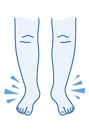 Tired Aching Legs Hosiery