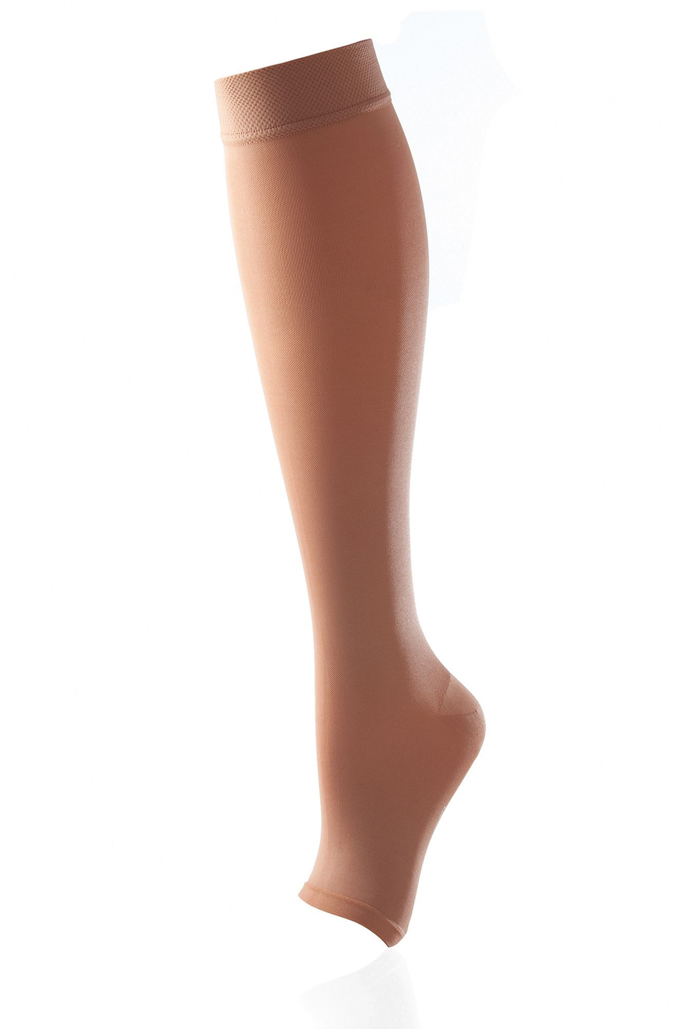 activa class 1 below knee support stockings daylong