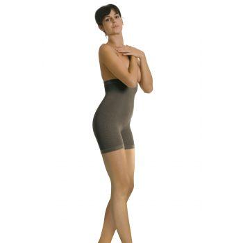 Solidea Silver Wave High Waist Anti Cellulite Shorts