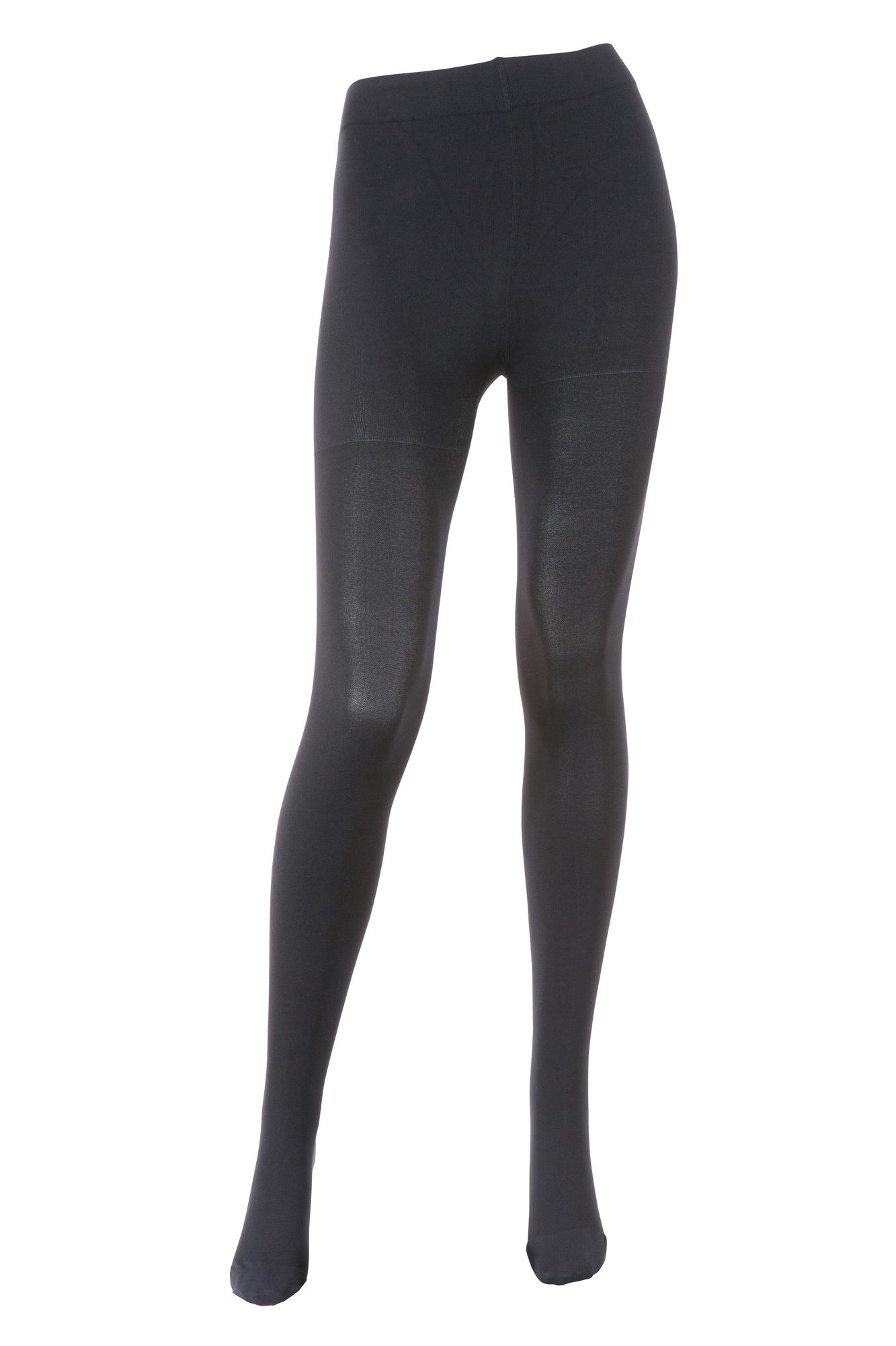 Sigvaris Comfort Class 1 Compression Tights Grey MED Regular Normal Open Toe