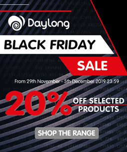 Black Friday sale now on save 20% on selected products