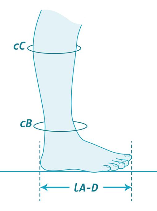 Sigvaris Diaphane Class 1 Below Knee Compression Stockings Daylong